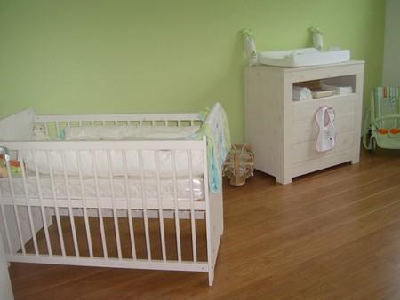 Babykamer for Kleur kinderkamer