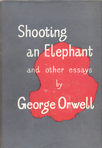 shooting an elephant and other essays isbn Link ---- shooting an elephant and other essays isbn write my paper essayeruditecom standing at armageddon essay short essay population explosion.