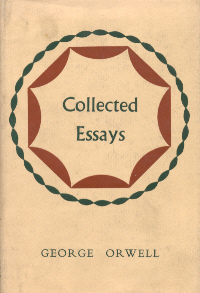 orwell collection of essays