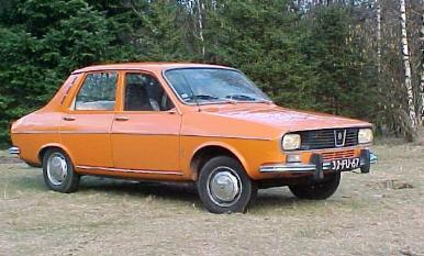 Renault 12: the first world car...?