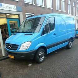Onze Blauwe Bus