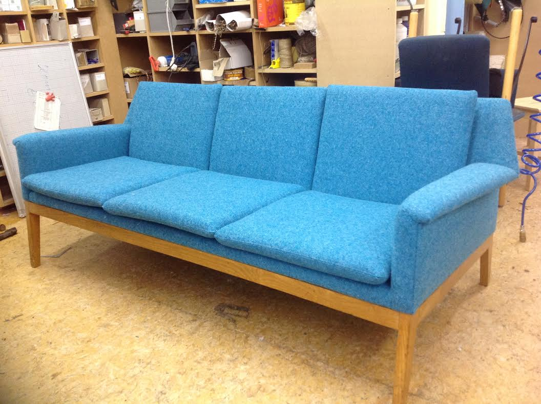 Brunink meubelstoffering voorbeelden van door ons gestoffeerde meubels - Bank jaren ...