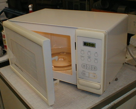 Samsung Microwave And Toaster Oven