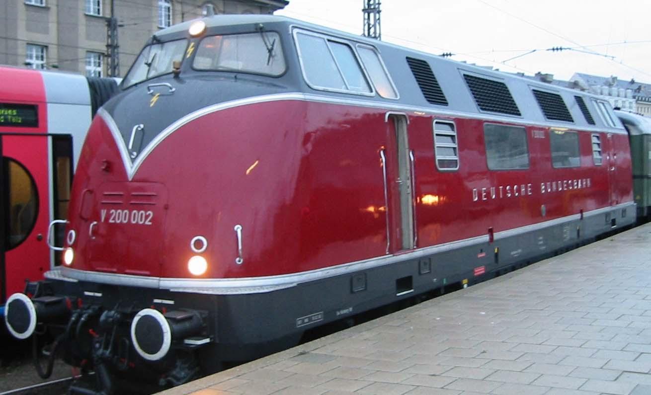 Piko 59701 Spur H0 Diesellok V 200 0 Db Iii Seite 7