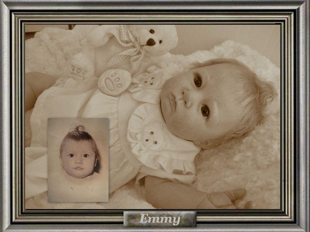 Emmy uit de kit Willi van Linde Schreder