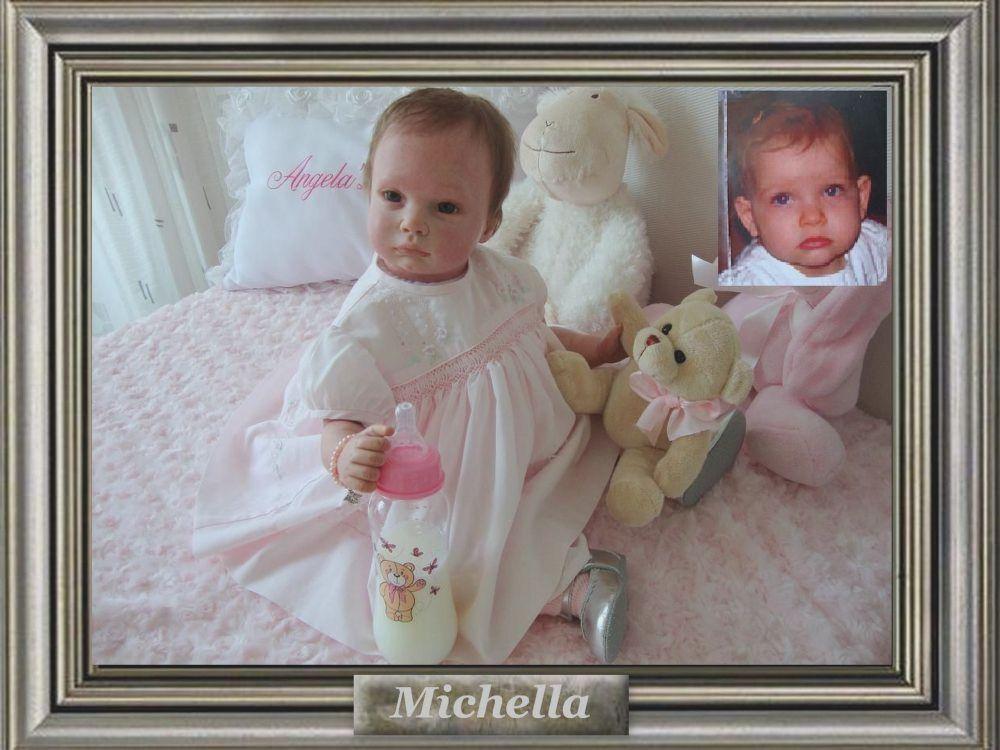 Michella van de kit Ilaria van Fiorenza Biancheri