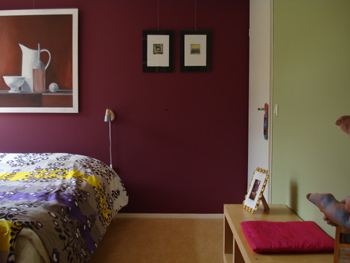 Voorkleur kleuradvies voor interieur en huis for Interieur slaapkamer voorbeelden