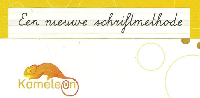Kameleon SCHRISTMETHODE