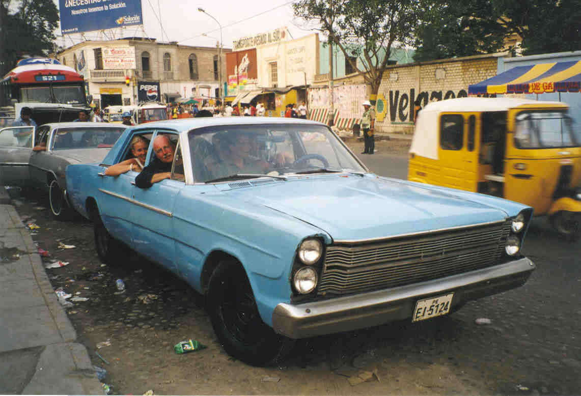 1965 Ford in Ica