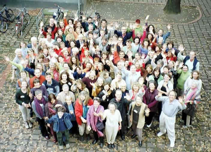 16 Th International Conference for Holistic Vision in Berlijn, 2000
