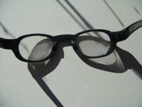 Presentatie ogenschool Eye-Tools verstelbare bril