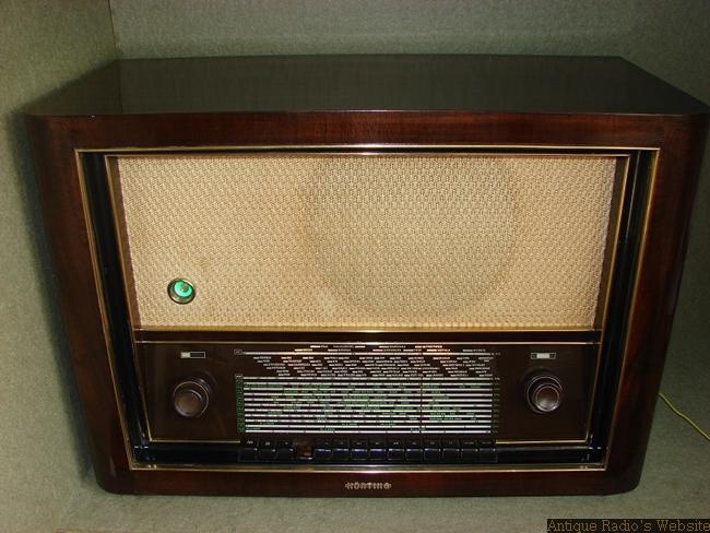 afbeelding voorkant radio
