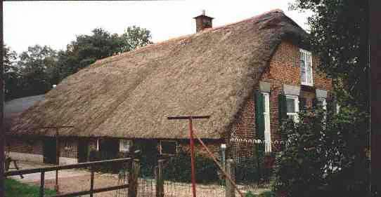 De Oude Boerderij : Boerderij de peut in barneveld