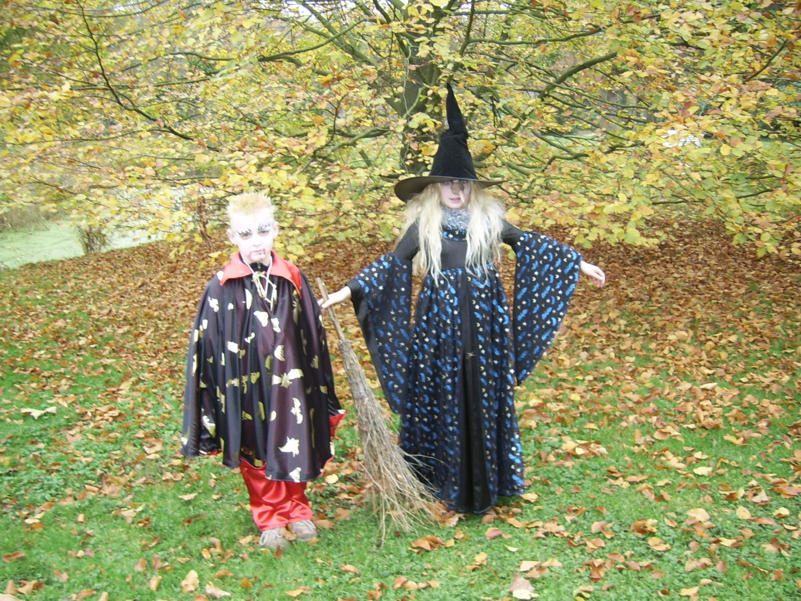 Dracula en Madam Mikmak