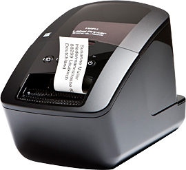 Brother QL etiket printer