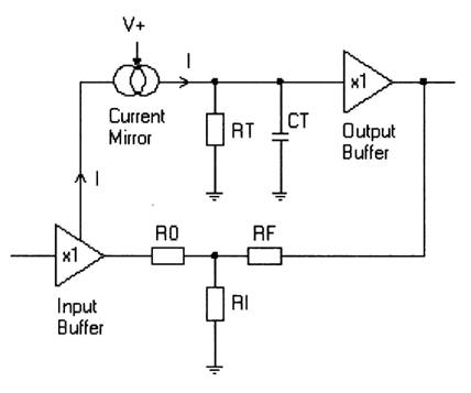 Current Amplifier And Bufferscircuit Diagram World - Your Wiring Diagram