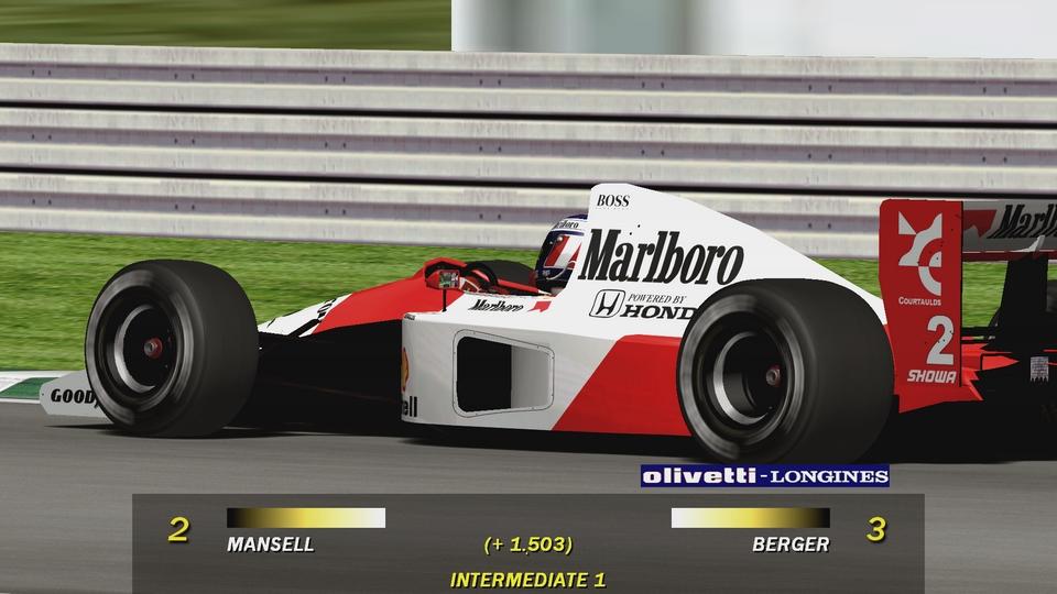 GP4 F1 1991 MOD released !