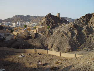 fort in muttrah