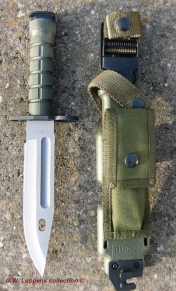 M9 Quot Buck Quot Multipurpose Combat Knife