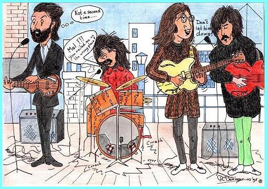 Beatles Art 2002